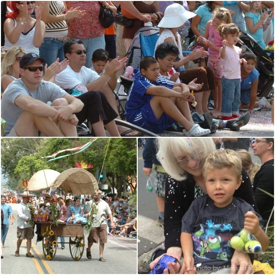 Children's Parade Fiesta