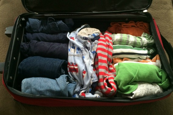 essential travel gear for babies: Packing baby for vacation