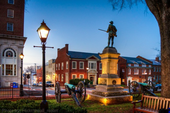 Court Square Charlottesville