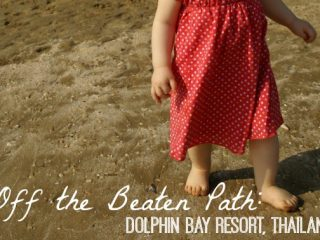 Dolphin Bay Resort Thailand with kids