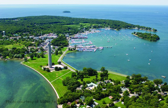Put-in-Bay Ohio Midwest Island