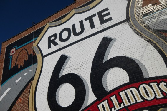 Route 66 Illinois