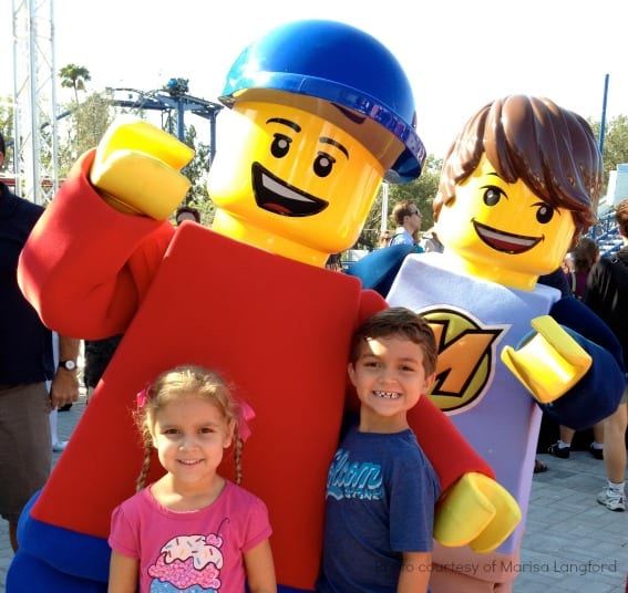 Best Amusement Park Young Kids LEGOLAND