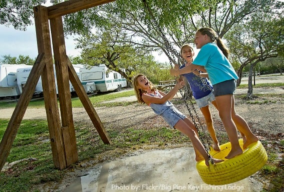 Booking-Camping-Kids-Tire-Swing-Trekaroo