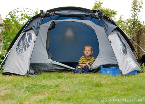 Review of the Coleman Instant Tent - Trekaroo Blog