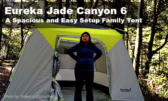 Review of the Eureka Jade Canyon 6 Family Tent