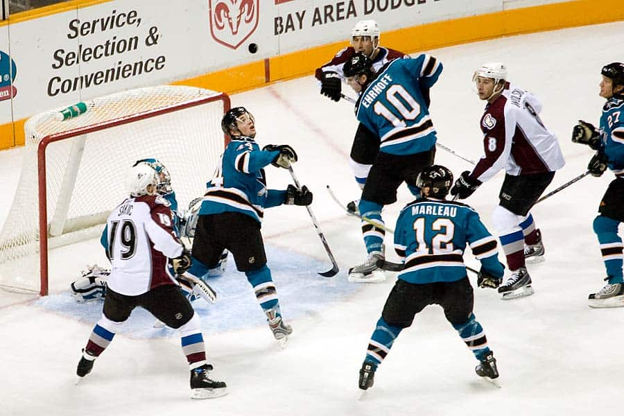 Fun Things to do in San Jose with kids- Sharks Hockey