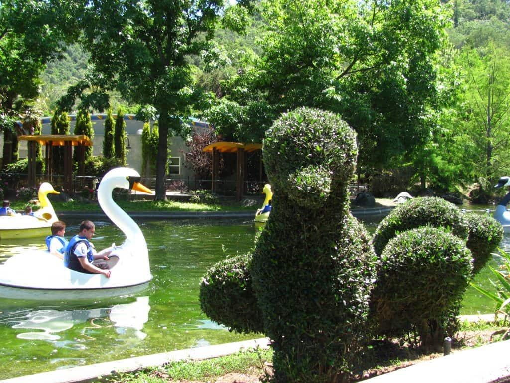 Fun Things to do with Kids in San Jose - Gilroy Gardens