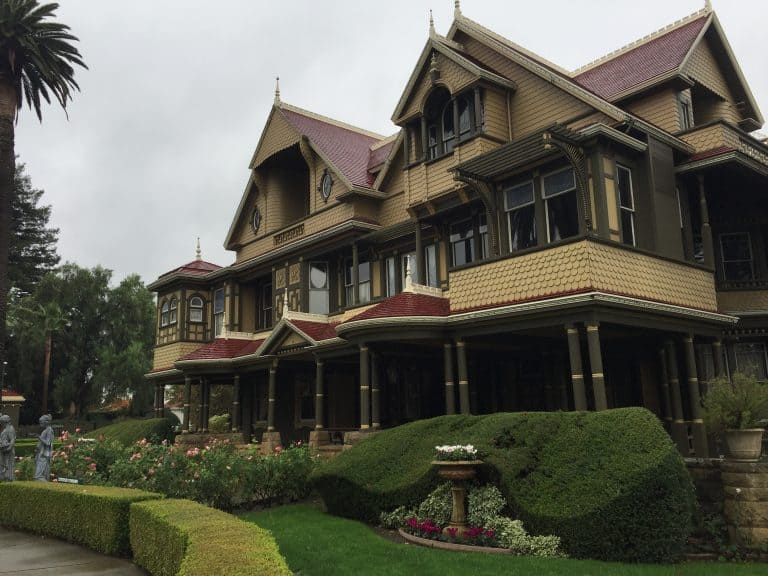 Fun Things to do with Kids in San Jose - Winchester Mystery House