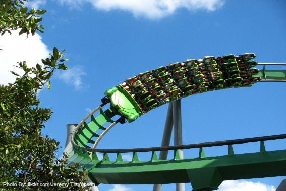 Incredible Hulk Islands of Adventure