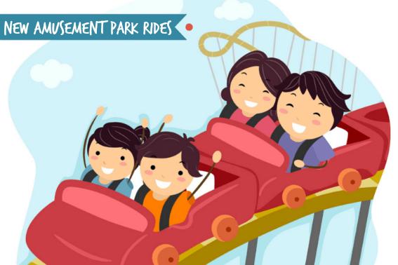 New Amusement Park Rides