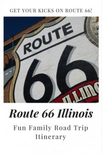 Route 66 Illinois Photo by: Flickr/guacinpein