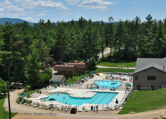 Top New England Family Campgrounds Trekaroo