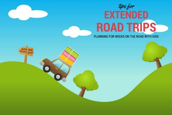 Extended Family Road Trips with Kids