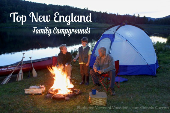 Top New England Campground