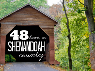 48 hours in Shenandoah County