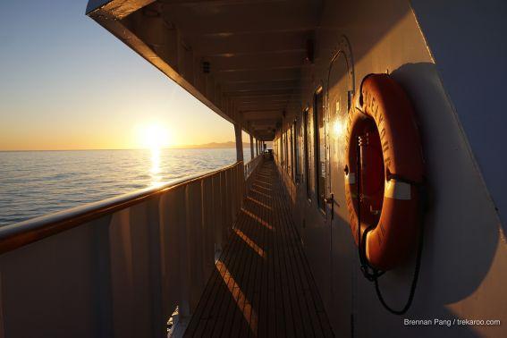 Un-Cruise Safari Endeavor