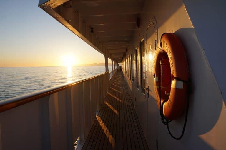 Uncruise Adventures review of the Sea of Cortez cruise Safari Endeavor