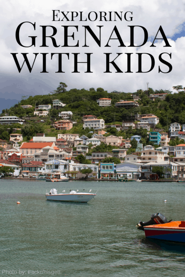 Exploring Grenada with Kids