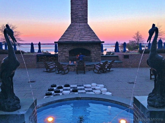 Hyatt Regency Chesapeake Bay Sunset Family-friendly Resort