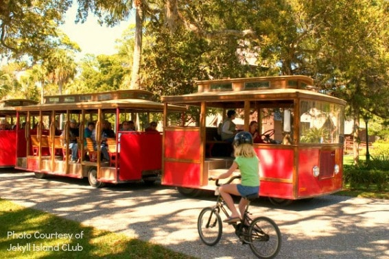 Jekyll Island Historic District Tours