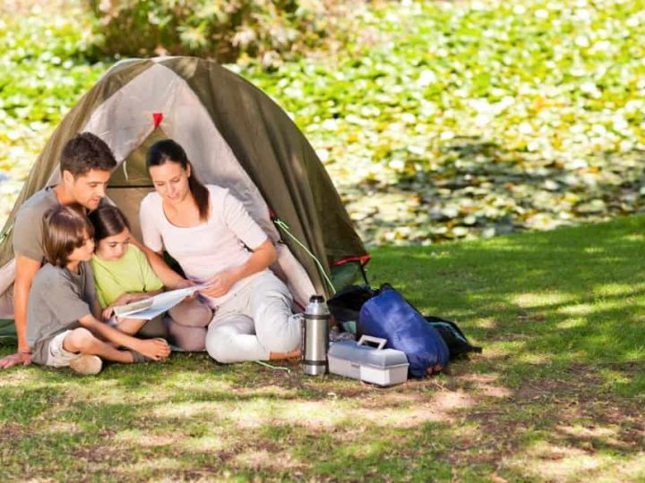 Top New England Family Campgrounds
