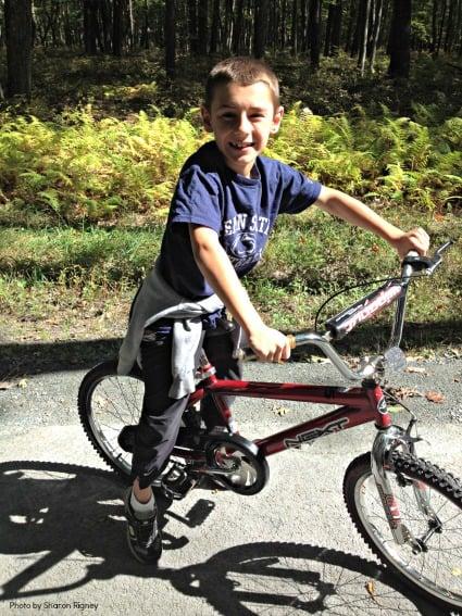 Nolan Biking