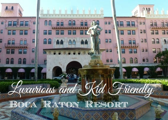 luxurious and kids friendly boca raton