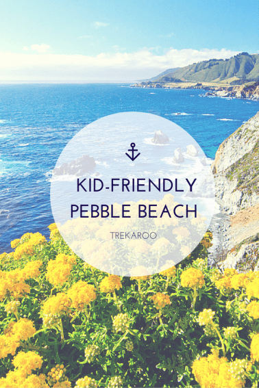 KID-FRIENDLY PEBBLE BEACH