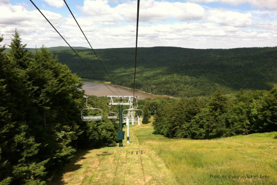Leisure Activities at Snowshoe Mountain Resort