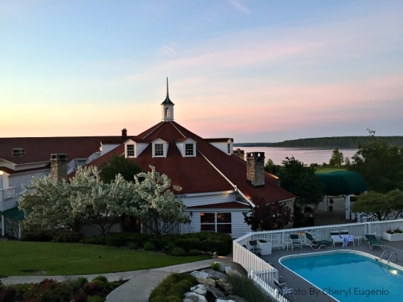 Mission Point Resort Mackinac Island Michigan Kid Family Pet Friendly