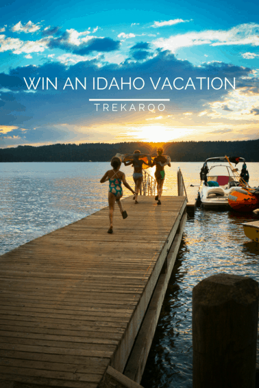 Win an Idaho Family Vacation