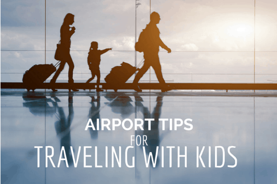 air travel tips for traveling with kids