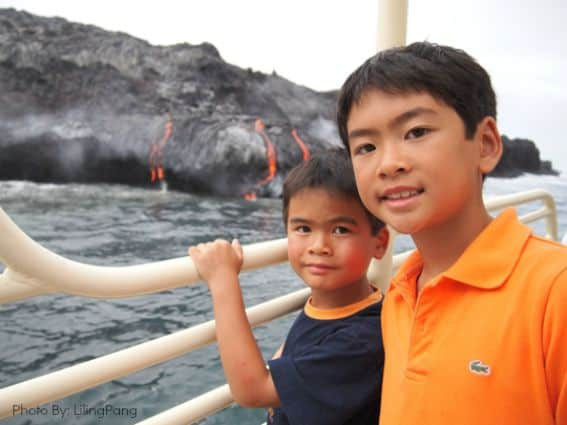Volcanoes Hawaii
