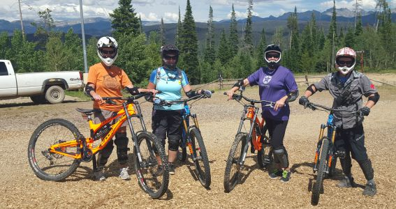 Grandby Ranch Colorado Mountain Biking for your Winter Park Colorado Vacation