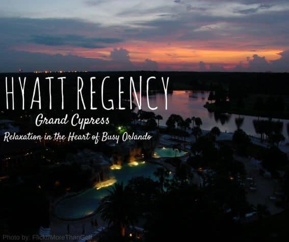 Hyatt Regency Grand Cypress