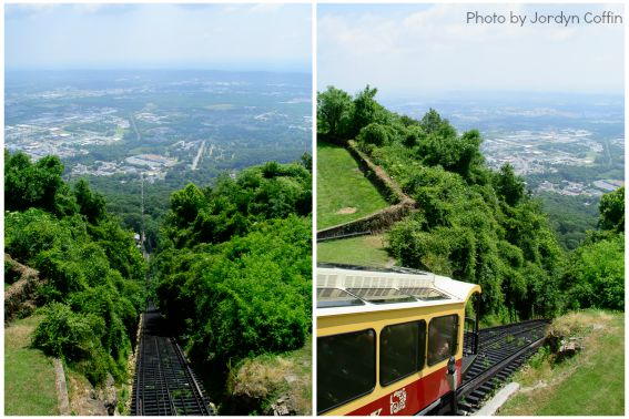 Incline Railway in Chattanooga