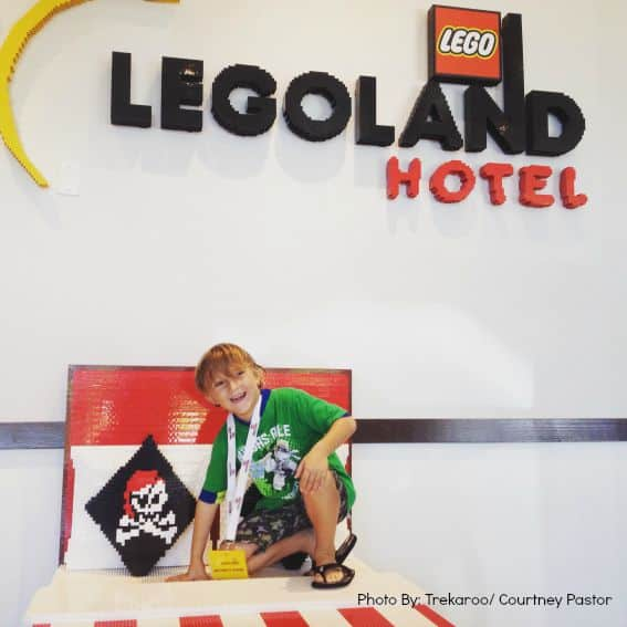 LEGOLAND Florida Hotel Courtney Pastor