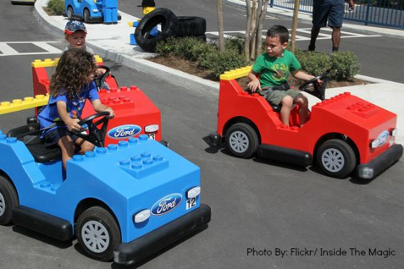 LEGOLAND Florida Little Kids