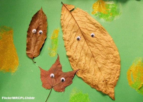 leaf people