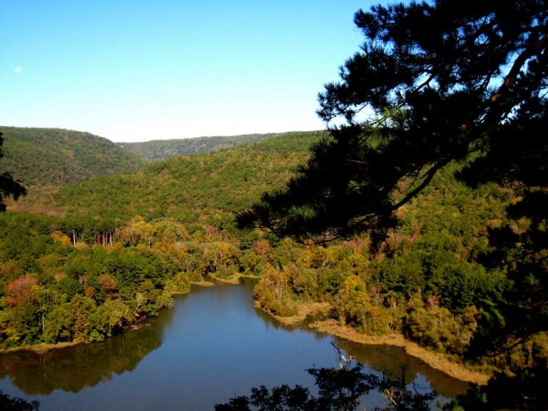 Day Trips from Branson, MO - Eureka Springs