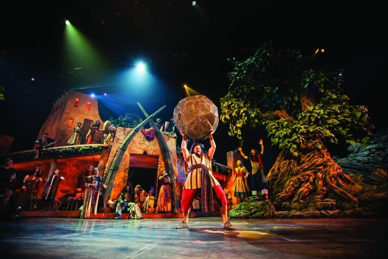things to do in branson, mo - Samson Show