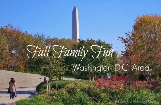 Fall Family Fun near Washington D.C.