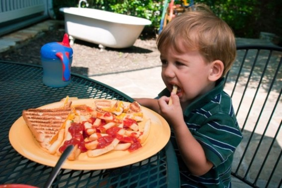 Family-Friendly Restaurants Eating Out with Babies and Toddlers