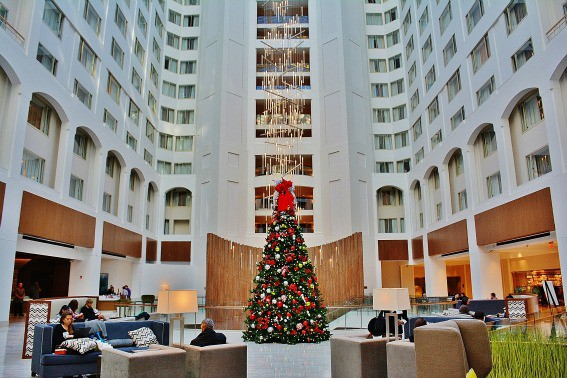 Grand Hyatt Washington Dc Metro Center With Luxury Hotels
