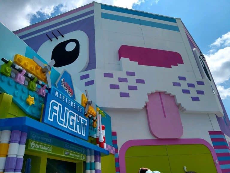 LEGOLAND Florida Guide - LEGO Movie world