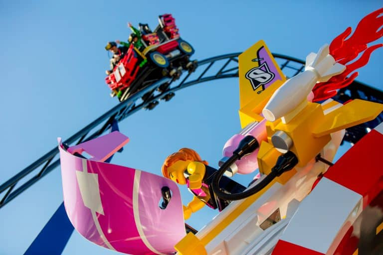 LEGOLAND Florida Guide: Coasters