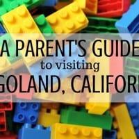 A Parent's Guide to LEGOLAND, California