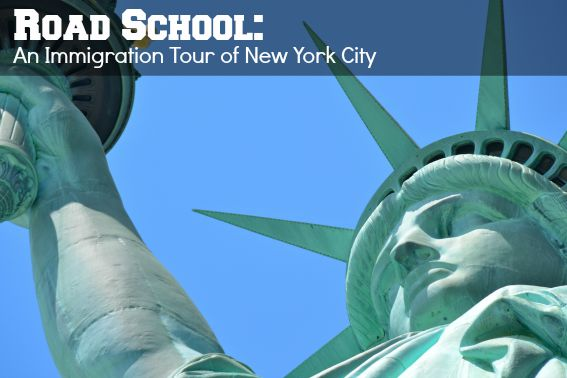 Teaching Immigration for Kids: Road School An Immigration Tour of New York City