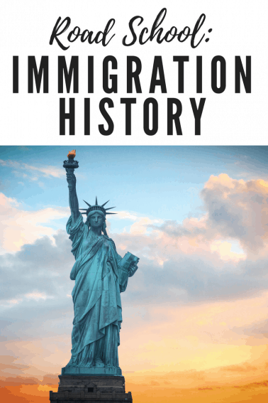 Immigration Education: Ellis Island was a hub for the immigration of thousands. Take your kids to NYC to learn history firsthand.
